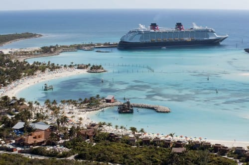 Disney Dream (Photo courtesy of Disney Cruise Line)
