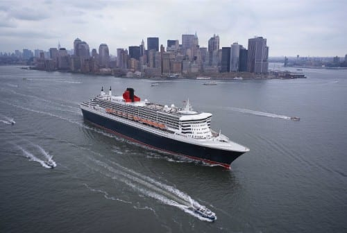 The Queen Mary 2 (Photo courtesy of Cunard)