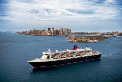 Photo courtesy of Cunard