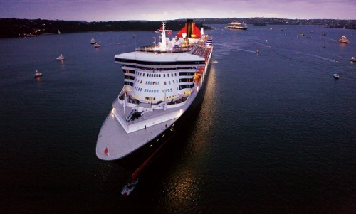 Photo courtesy of Cunard Line