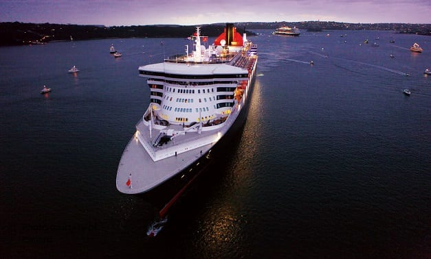 Cunard Line's Three for All Promotion