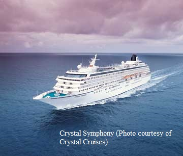 Crystal Cruises Crystal Symphony