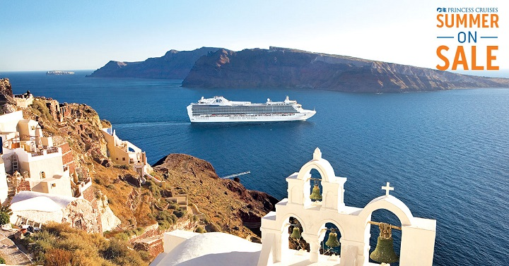 Princess Cruises 212 199 163 Summer On Sale 212 199 216 Offers Cruise Deals On Summer Vacations Cruisecompete Blog