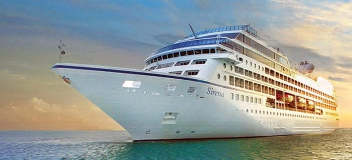 Oceania Cruises Is Offering Savings On Their New Ship