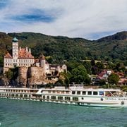 Special fares for Crystal River Cruise's new Crystal Mozart
