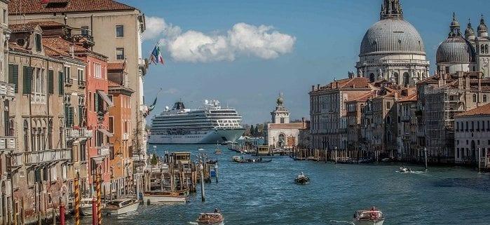 Viking Oceans Viking Star in Venice