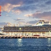 All Destinations on Sale During the Princess Cruises Cyber Sale-Save up to $1,000 per Stateroom or Choose Free Amenities on Select Voyages