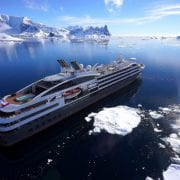 Explore The Antarctic For Christmas With PONANT