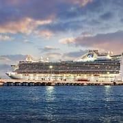 Princess Cruises ~ Indulge at $ea