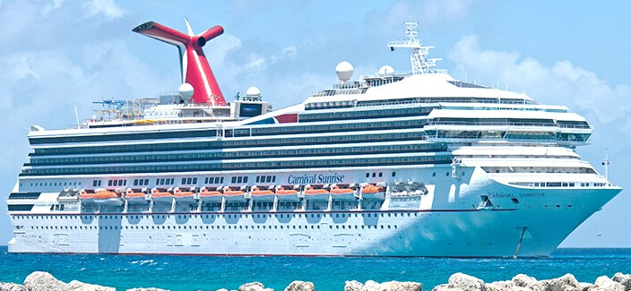 Carnival Cruise Line ~ ~ Funtastic Holiday Cruising