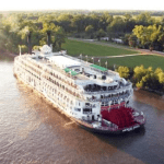 American Queen Steamboat Company ~ Book early and save up to $1,200 per stateroom