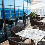 Princess Cruises ~ Enchanted Princess ~ Fresh Air Dining!