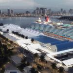 PortMiami and Carnival Cruise Line Break Ground On Terminal F, Future Home Of Carnival Celebration
