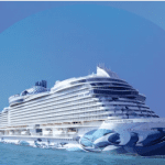 Norwegian Prima, the first of a new class of ships designed to elevate every expectation!