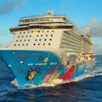 Norwegian Breakaway Sails from Manhattan, Visits Bermuda - Free at Sea!
