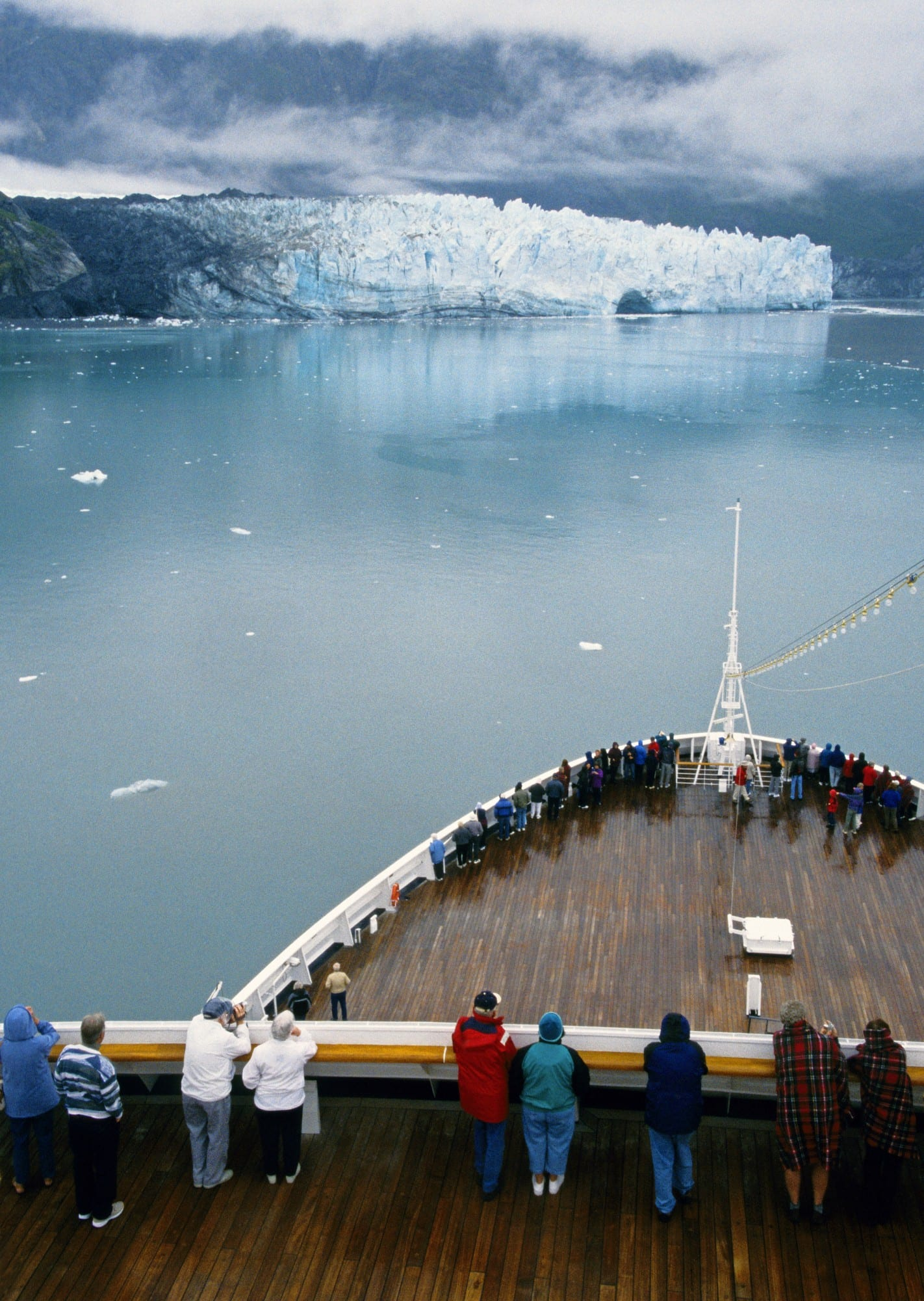 Royal Caribbean Group CEO Richard Fain: Alaska Season More Likely After CDC Relaxes Rules