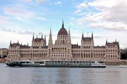 Avalon Luminary on the Danube (Photo courtesy of Avalon Waterways)