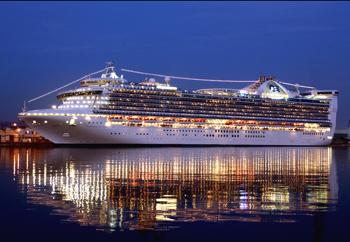 Photo courtesy of Princess Cruises