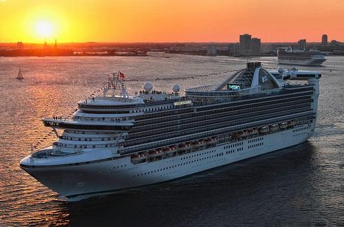 Caribbean Princess Photo Courtesy of Princess Cruises