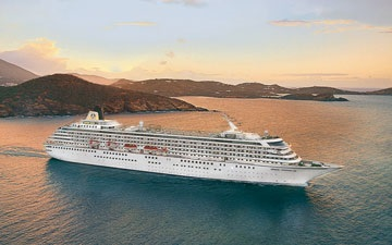 Photo Courtesy of Crystal Cruises