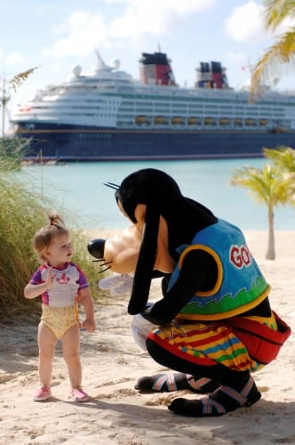 Disney provides exceptional offering for families.  Image courtesy of Disney Cruises