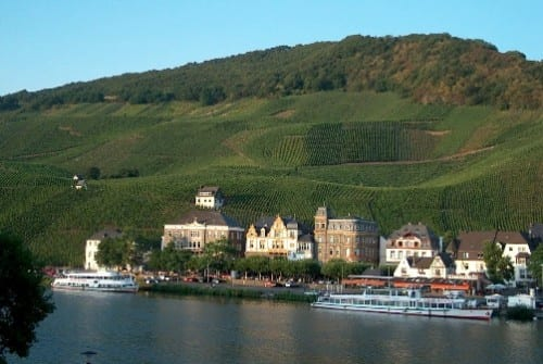 AmaWaterways offers lovely cruises though beautiful French wine country.  Image courtesy of AmaWaterways