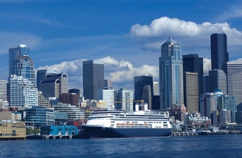 Holland America offers some wonderful Alaska cruises- and much more.  Image courtesy of Holland America Cruises